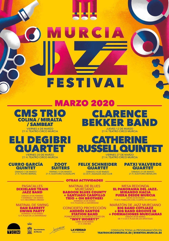 Iª Edición del Murcia Jazz Festival